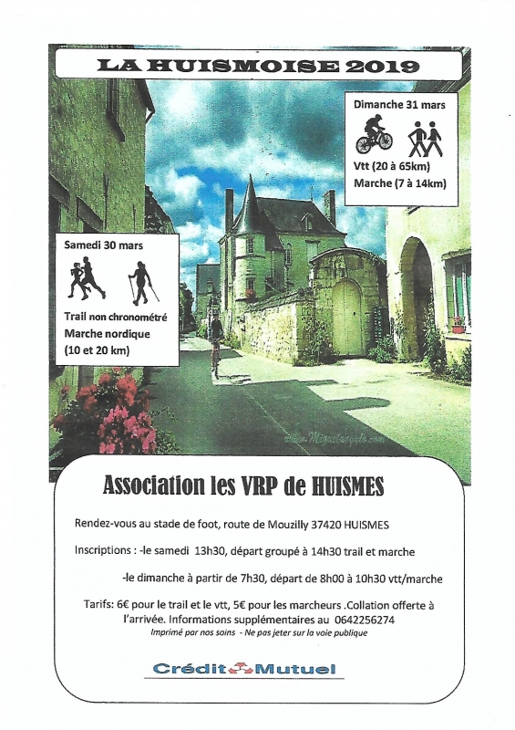 Huismes (37) - dimanche 31 mars 2019 Tract_57270