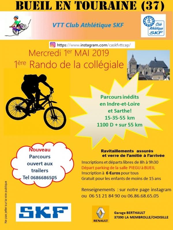 BUEIL EN TOURAINE (37) - La Collégiale - mercredi 1er mai 2019 Tract_59988