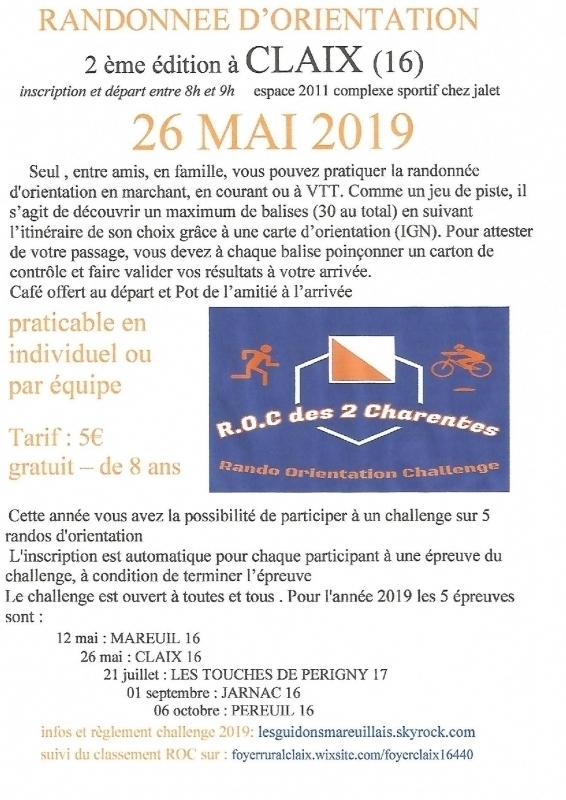 CLAIX (16) - dimanche 26 mai 2019 Tract_60706