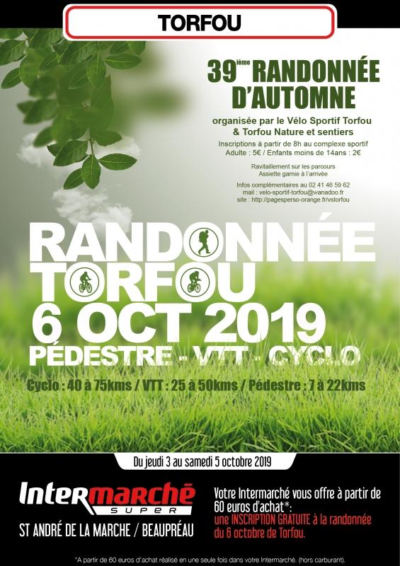 TORFOU(49) - dimanche 6 octobre 2019 Tract_61292