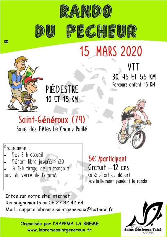 SAINT GENEROUX (79) - Dimanche 15 mars 2020 Tract_63150