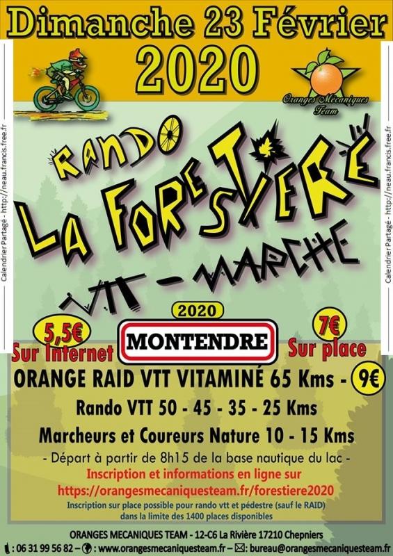 MONTENDRE (17) - Dimanche 23 fevrier 2020 Tract_63508