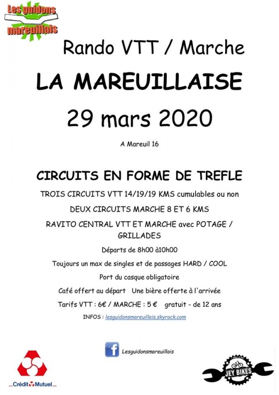 MAREUIL (16) - Dimanche 29 mars 2020 Tract_64959