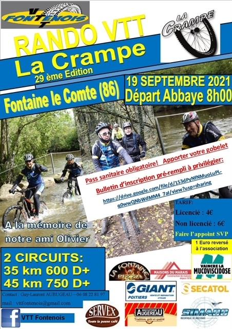 FONTAINE LE COMTE (86) - Dimanche 19 septembre 2021 Tract_68820