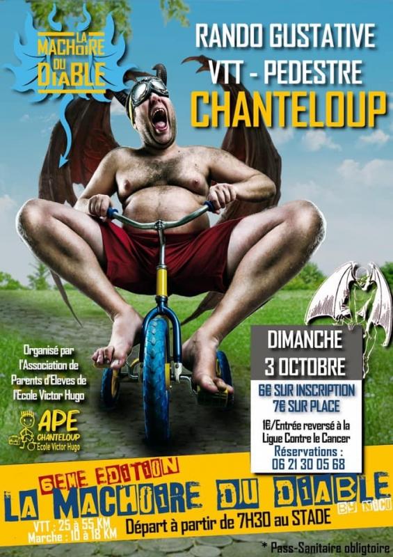 Chanteloup(79) - Dimanche 3 octobre 2021 Tract_69151